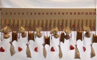Taller Calendario de Adviento